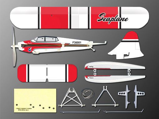 Red Wing Seaplane