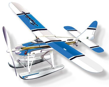 Blue Wing Seaplane
