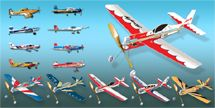 Small size High Performance  Planes
